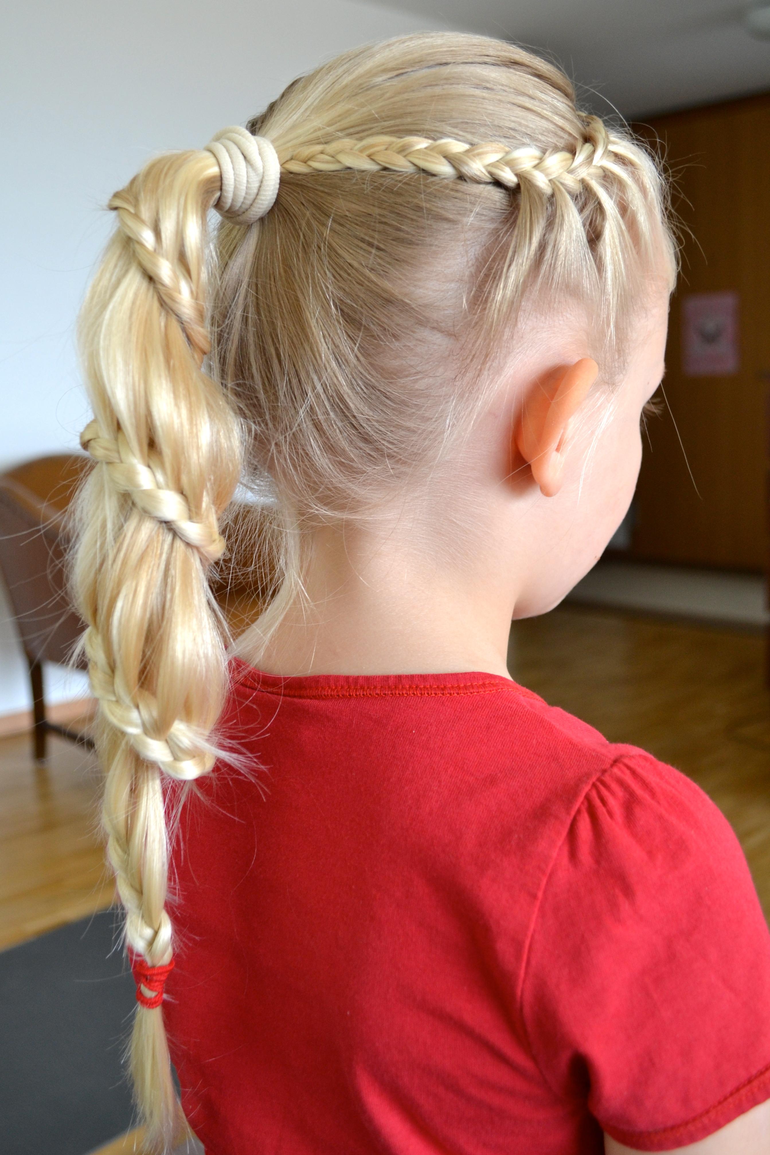rapunzel ponytail jennis hairdays