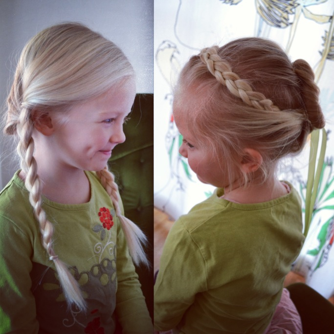 Frozen Hairstyles | elsa hairstyle inspired by disney