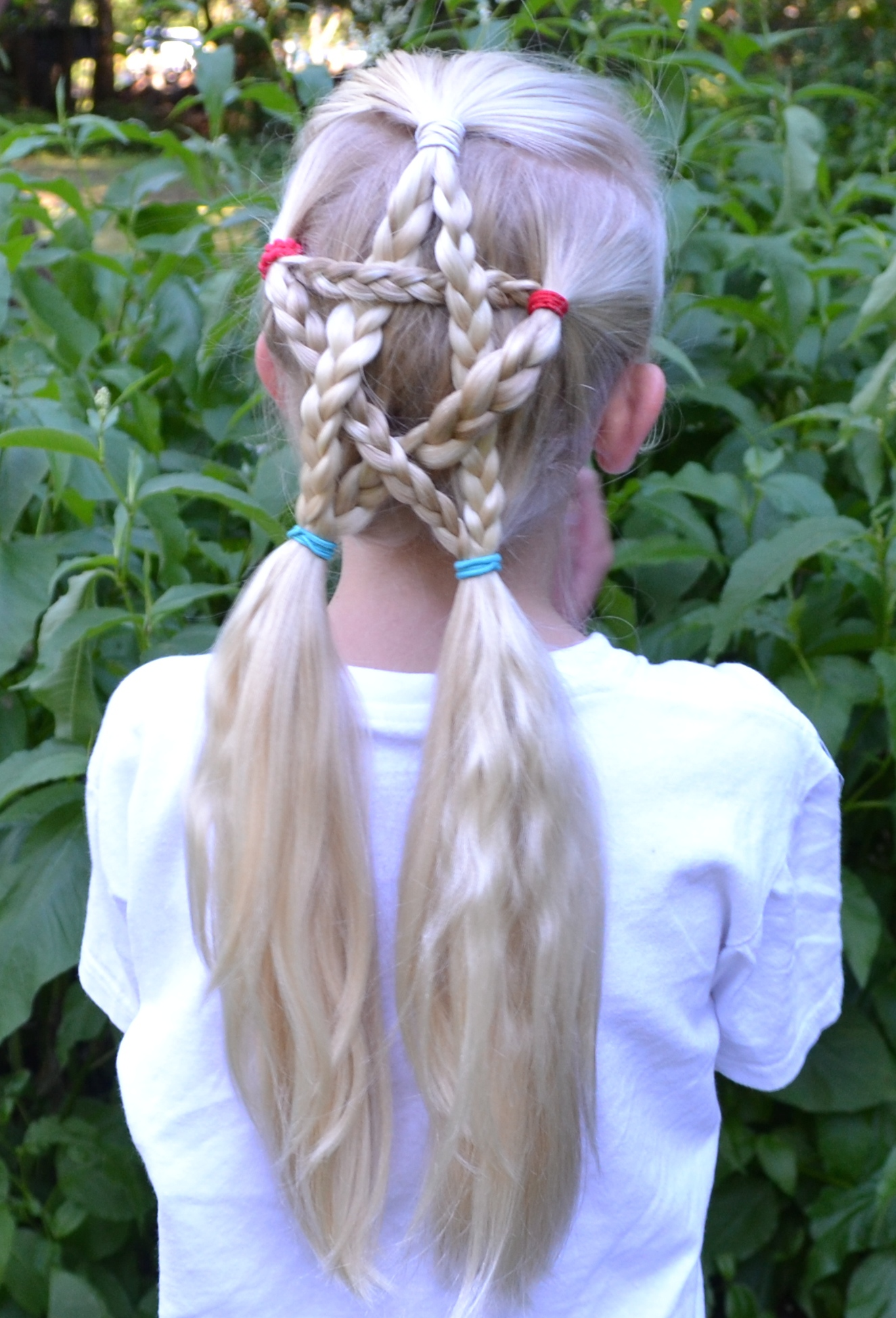 How to Braid a Star by Step